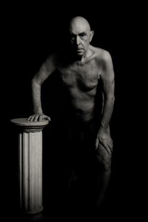 Portrait of man - Sig. Tano