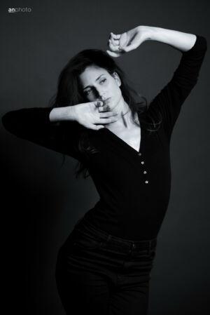Portrait photo session Ilaria Marcelli
